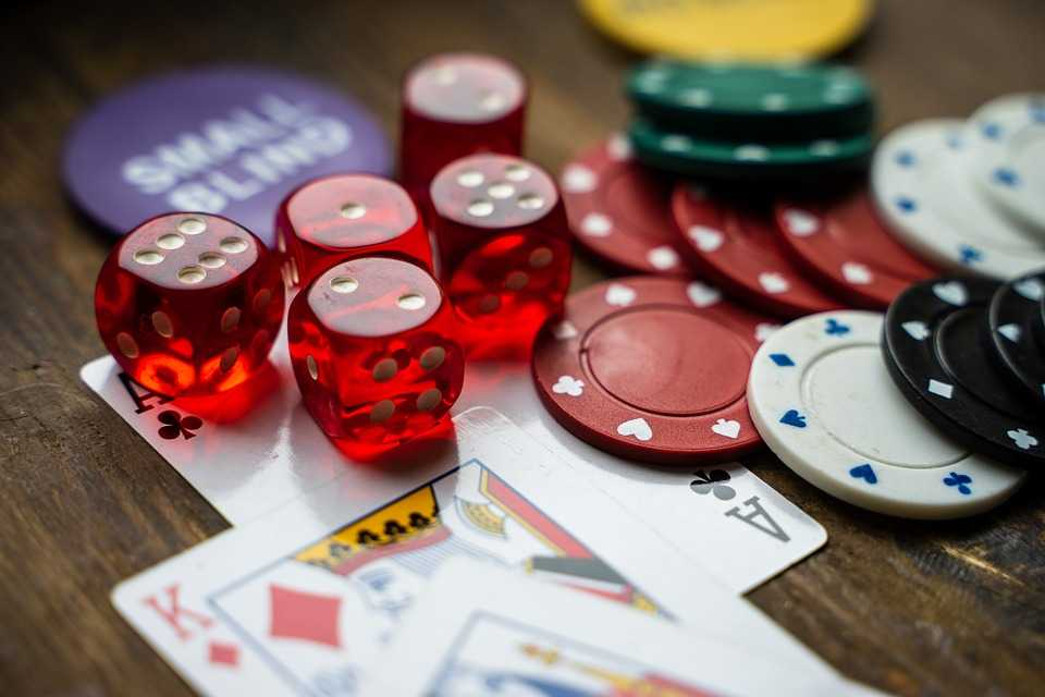 Playing Baccarat Game