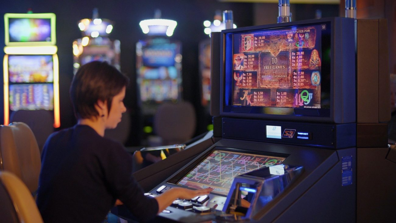 slot games volatility